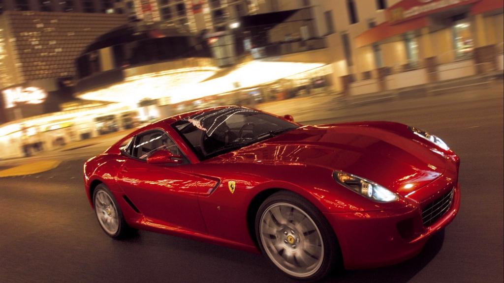 Фотогалерея Ferrari 599 GTB Fiorano,…
