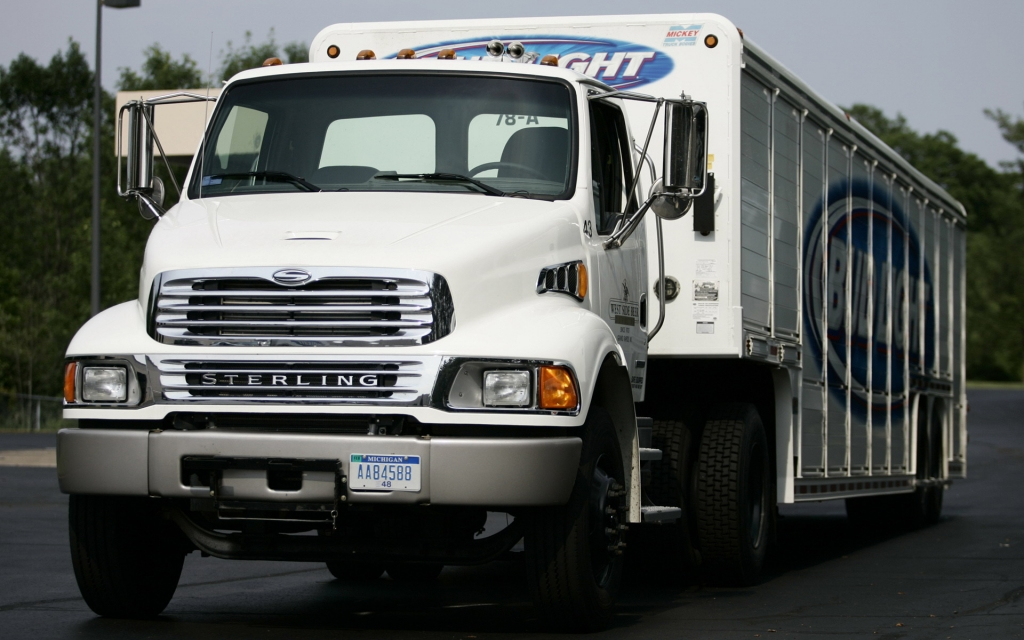Фото красивых грузовиков, по…