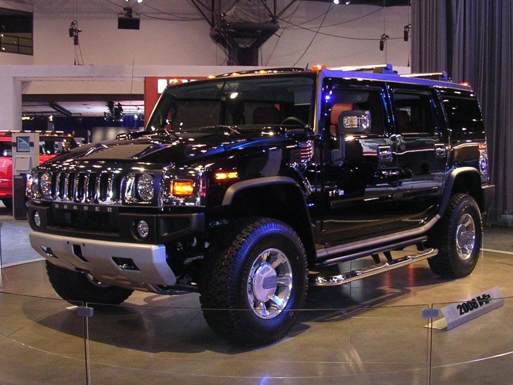 29 января 2009 Выпуск Hummer H…