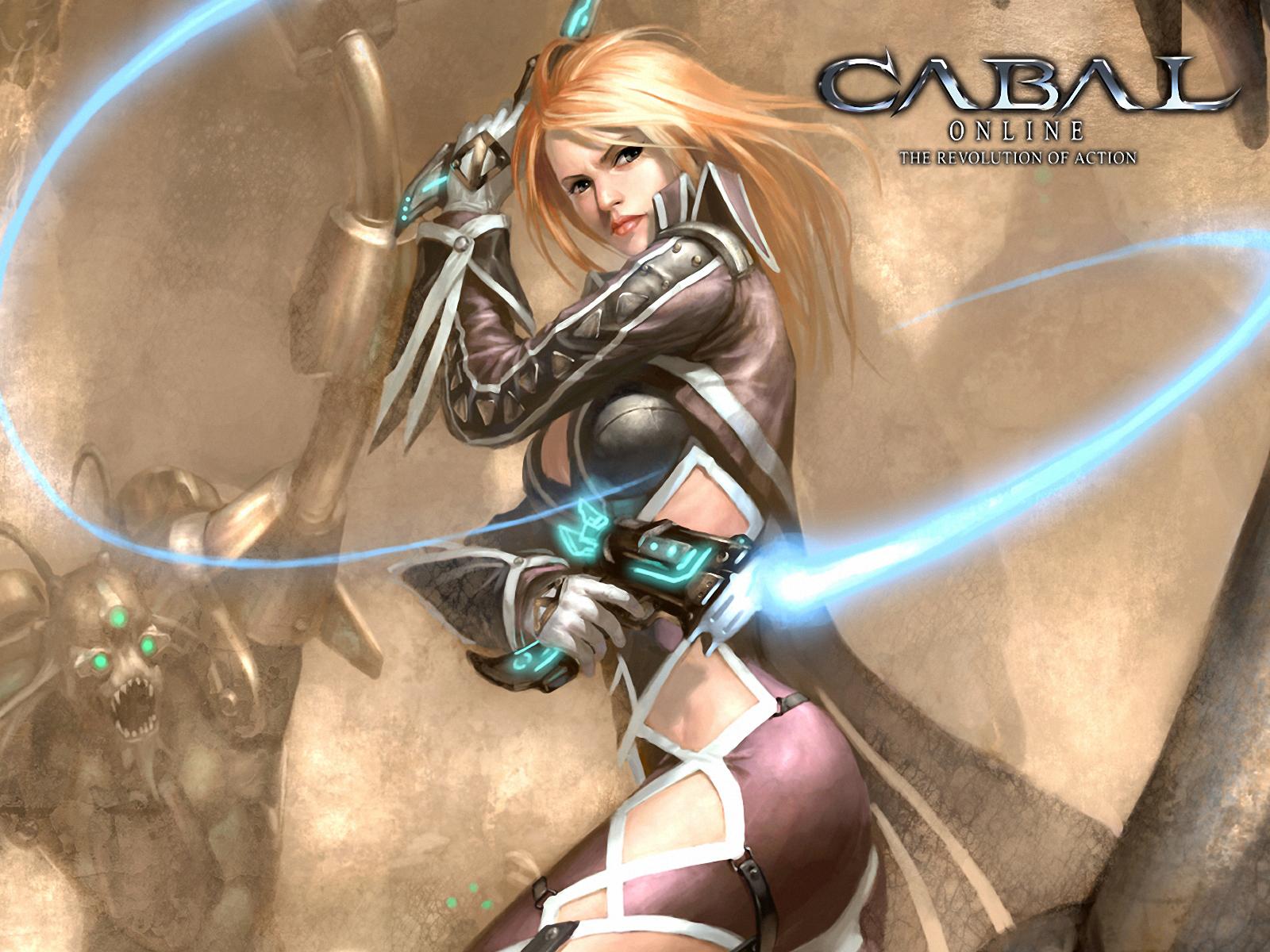 Cabal Online screenshot скриншот.