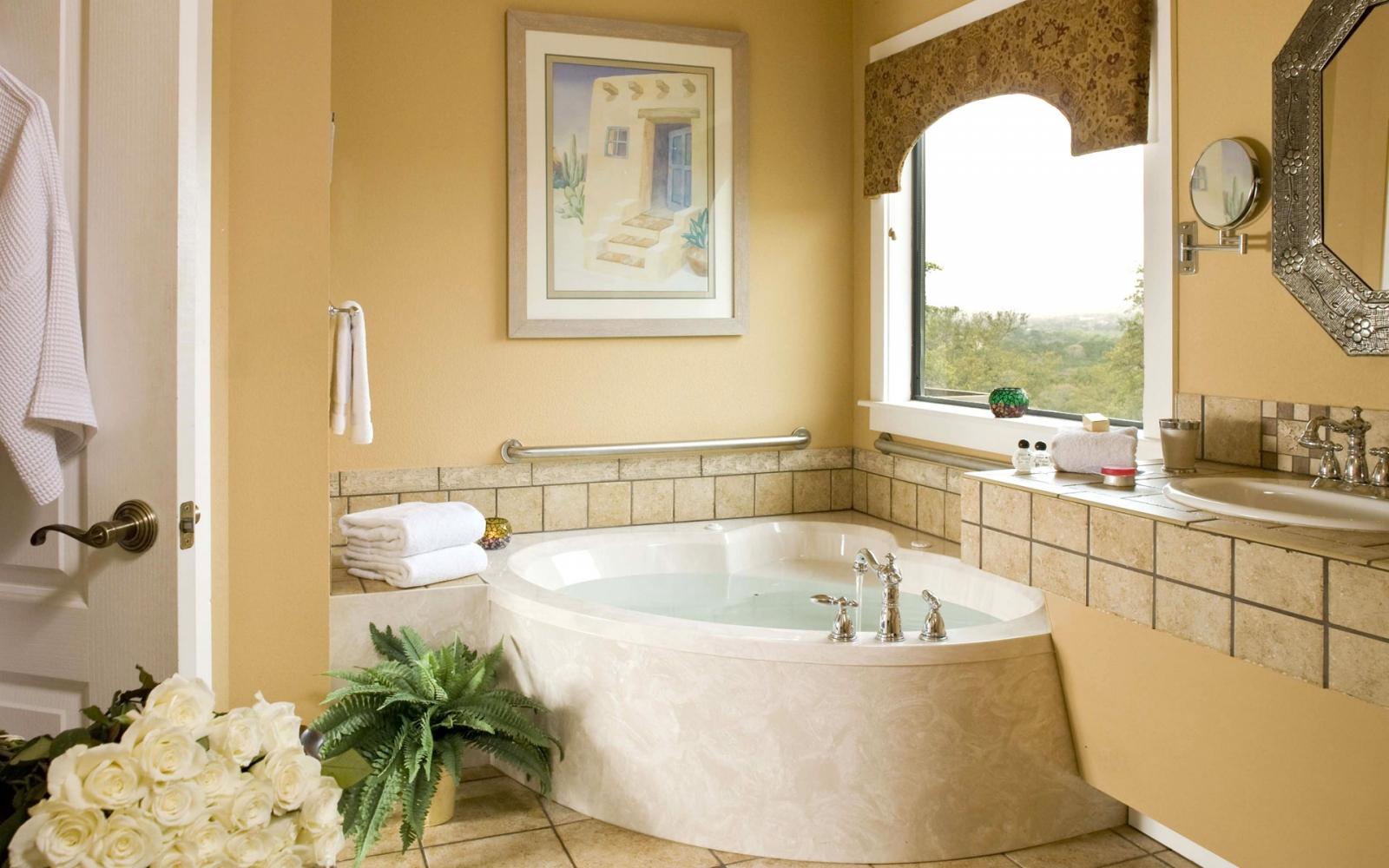 Фото интерьеров квартир интерьер ванных комнат 10 фотография