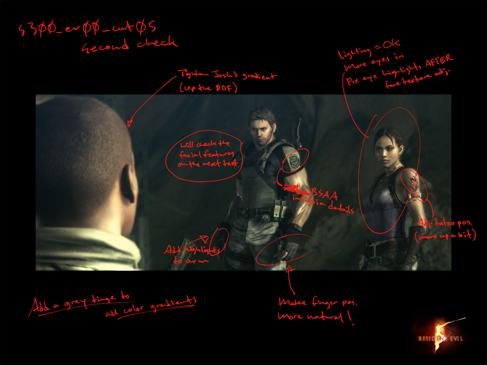 Resident evil 5 nude cheat hardcore comic