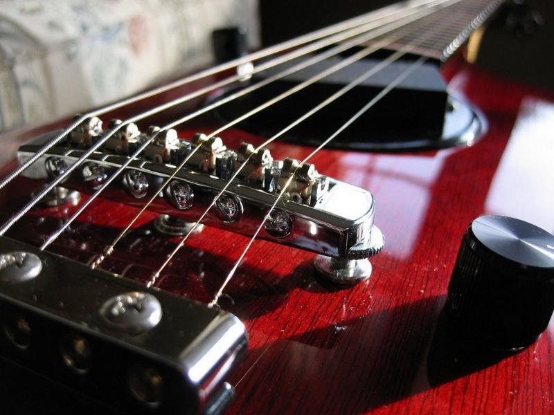 гитара обои:
