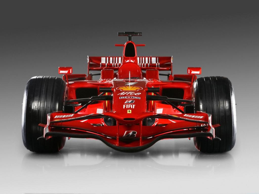 NEW FERRARI F1.