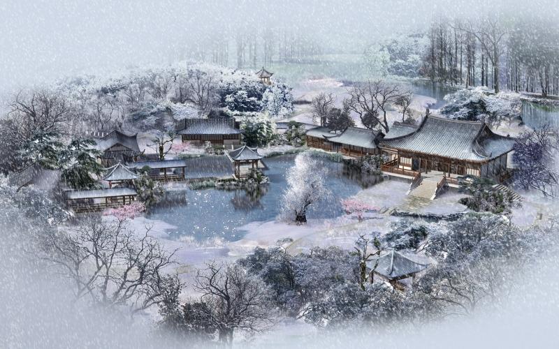 Китайские мастера фотошопа