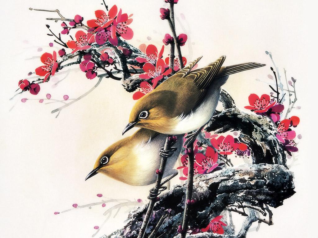 """Chinese Painting Art - Рисованный китайский стиль """" Вся графика здесь"""