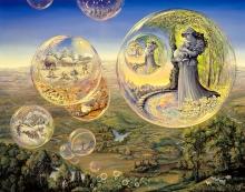 Bubbles of all seasons