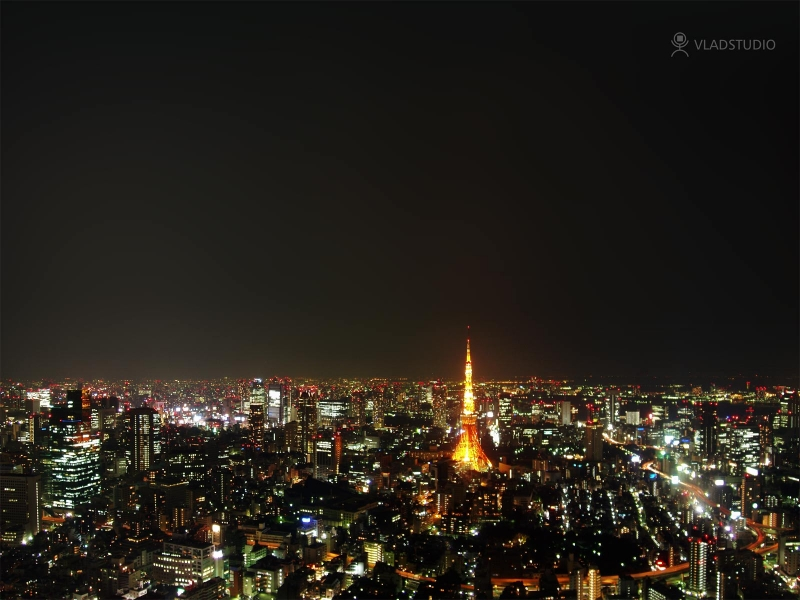 Картинки ночного города