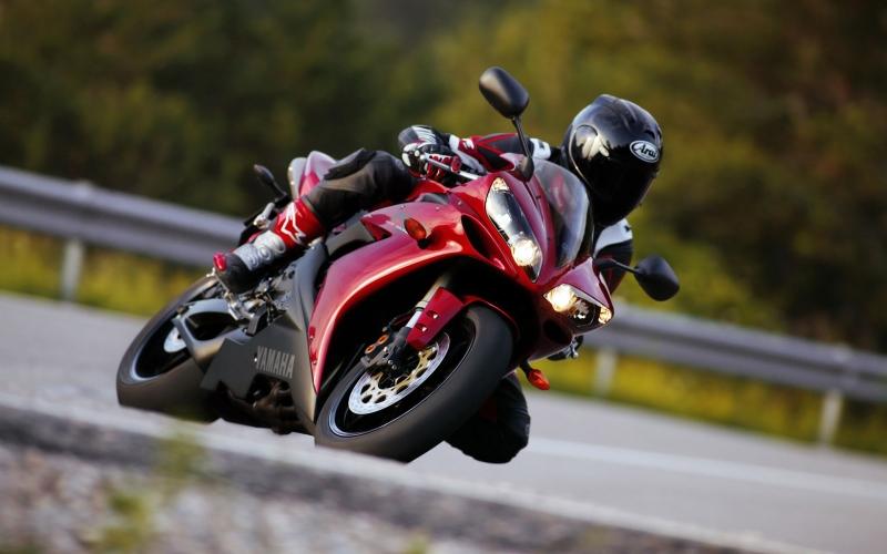 Обои Спортбайк Yamaha Мотоциклы Фото 70702