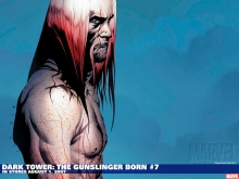 Dark Tower: The Gunslinger Born #7 In Stores August 1, 2007